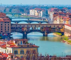 Florence Afternoon Tour with Uffizi Tickets Reservation