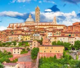 VIP Small-Group TUSCANY GRAND TOUR - Best of Siena, San Gimignano, Chianti and Pisa