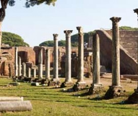 Ancient Ostia Tour from Rome