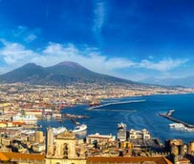 Naples and Capri
