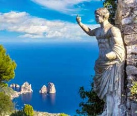 3 Days in Pompeii, Sorrento and Capri, nights in Sorrento and Capri