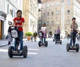 Segway Tour Florence with Guide