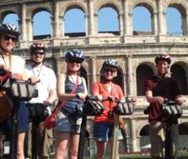Segway Tour Rome with guide