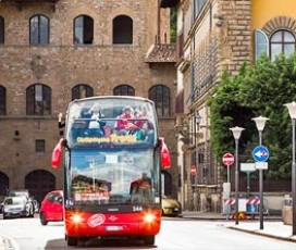 City Sightseeing Florencia 48 horas