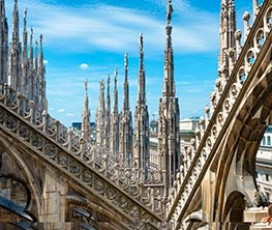 Easy Access Milan's Duomo, Underground and Terraces Tour