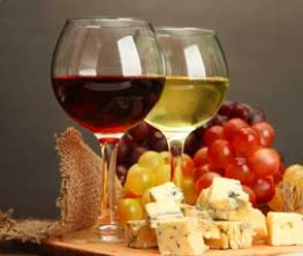 Wine, Oil and Cheese Tasting
