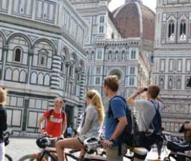 Florence Cruiser Bike Tour with Guide