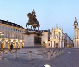 Guided Visit to the Historical Center of Turin