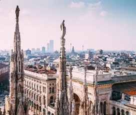 Duomo Pass: The Terraces of the Cathedral of Milan