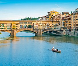 Tour di Firenze in barca