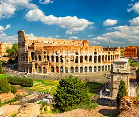 Rome: Colosseum and Roman Forum Tour