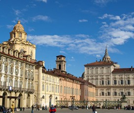 Classical Turin: Glories of the Kingdom, the Baroque, and Historical Cafes