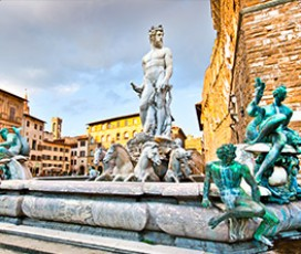 Medieval and Renaissance Florence Complete and Easy Walking Tour