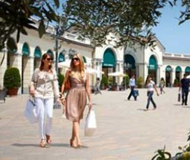 Serravalle Designer Outlet Shopping Tour