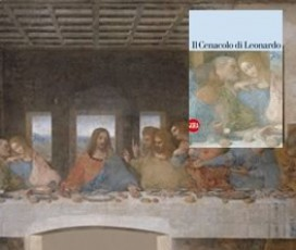 Last Supper + book (Тайная вечеря Леонардо да Винчи + Книга Тайная вечеря Леонардо)