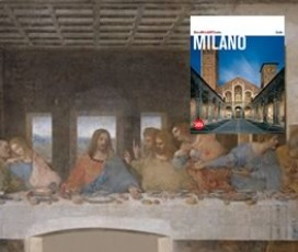 Cenacolo/Leonardo da Vinci's Last Supper and Milan Mini Guide Book