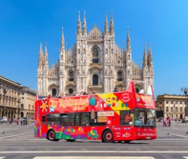 City Sightseeing Milano 48 ore