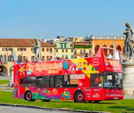 City Sightseeing Padova 24 ore