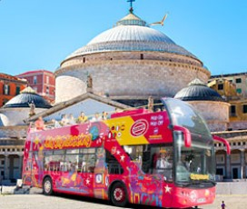 City Sightseeing Nápoles 24 horas