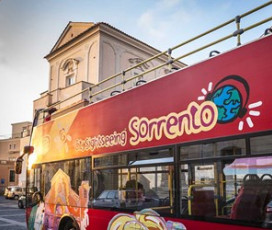 City Sightseeing Sorrento: Alla Scoperta dei due Golf