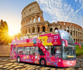 City Sightseeing Roma 48 horas