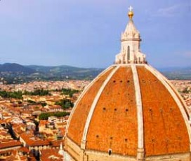 Easy Access Brunelleschi's Dome with Terrace and Baptistery Tour