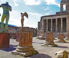 Day Tour: Pompeii and Naples