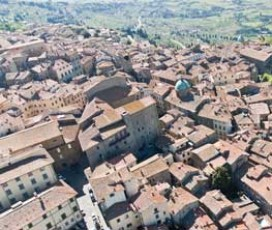 Day Tour: Cortona and Arezzo