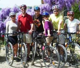 Classic Tuscany Wine Tour by Bike