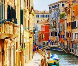 City Tour on Foot: Classic Venice
