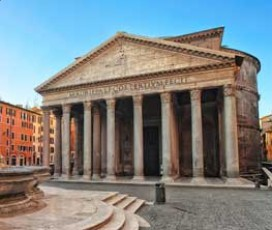 Pantheon Audio Guided Tour