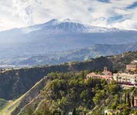 Excursion: le volcan Etna et Taormina
