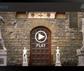 Видео руководство таблетки для Палаццо Веккьо (Video guide Tablet for Palazzo Vecchio)