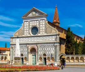 The Heart of Florence: Santa Maria Novella and Historic Pharmacy