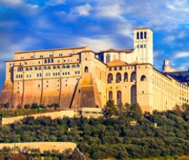 Day Tour Assisi, Cortona and Passignano sul Trasimeno