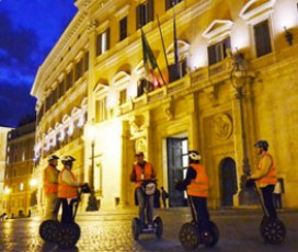 Segway Night Tour of Rome