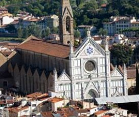 Tablet Video Guide Santa Croce