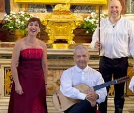 New Year's Eve Baroque Music Concert