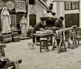 Tour: Florence Cathedral Restoration Workshop