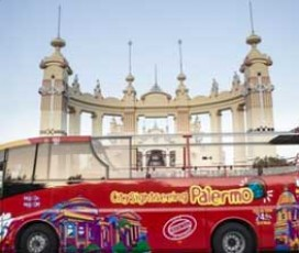 City Sightseeing Palermo 24 horas