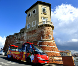 City Sightseeing Livorno 24 hours