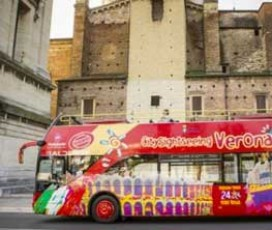 City Sightseeing Vérone billet 24 heures