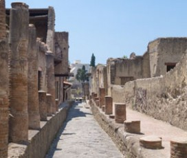 Day Tour: Pompeii and Herculaneum