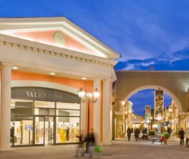 Shopping Tour ao Designer Outlet La Reggia