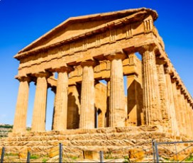 Day Tour: Agrigento and Piazza Armerina
