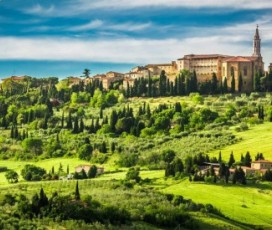 Life is Grape: Wine, Food, and Beauty of the Val d'Orcia