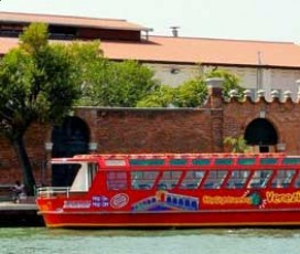 City Sightseeing Venezia in Barca 48 ore