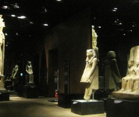 Guided by the Museum Egyptologist: Who Wants to be Pharaoh?
