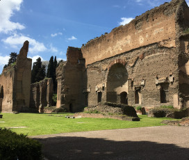 Caracalla Baths Ticket