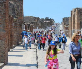 Pompeii for Kids: Guided Tour